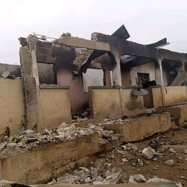 3-Year-Old Girl Killed In Fire Outbreak At Offinso North