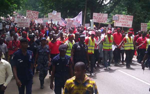 Aggrieved Teachers Demand Payment Of Legacy Arrears