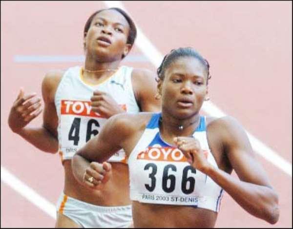 Anim Win Sprint Double In Dakar