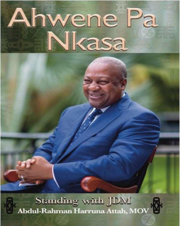 Harruna Attah Launches Book On John Mahama