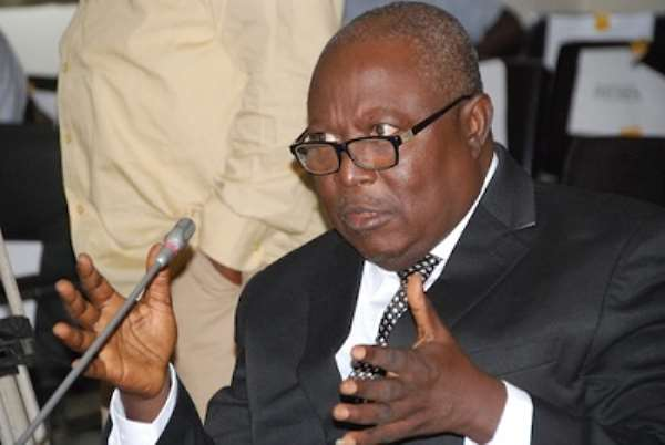 """Amidu Challenge Untruths In Ahwoi's """"Working With Rawlings"""" Book"""
