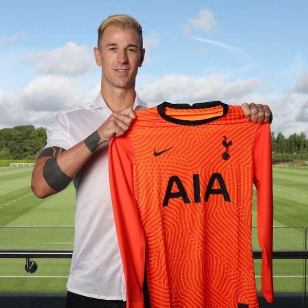 Joe Hart Completes Tottenham Hotspurs Move On A Free Transfer