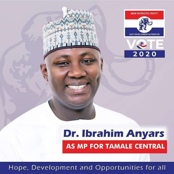 Ignore Planted 'Skirt And Blouse' Posters---Dr. Ibrahim Anyars Clears