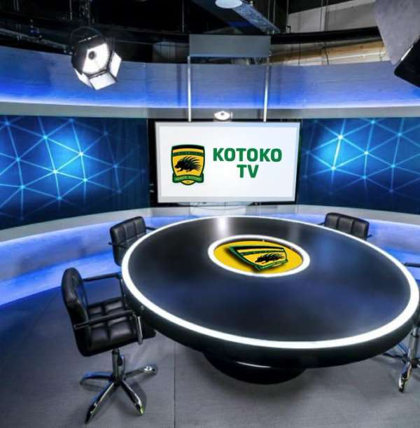 Newly Constituted Kotoko Board To Launch Official Television Network For The Club?