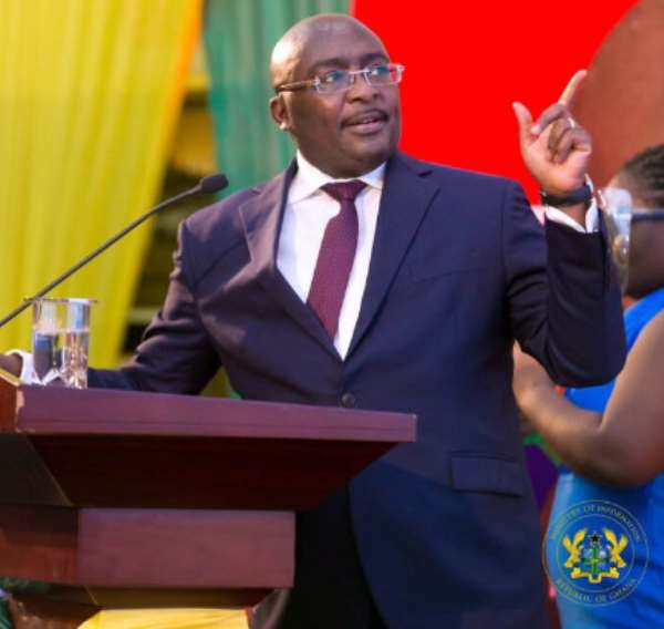 Full Text: Bawumia's Statement On NPP's Infrastructure Projects