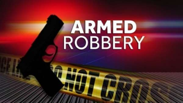 Three Notorious Robbers Busted