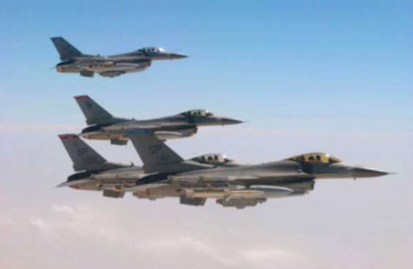 US To Build Airbase In Ghana?