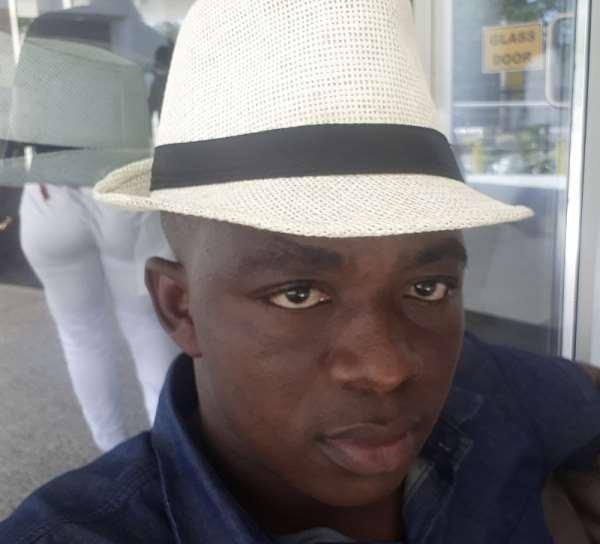 Amankw Benjamin Kwame