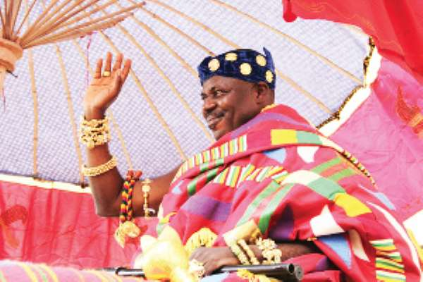 I've No Business Transactions With Murdered Otumfuo's Asamponhene — Ejurahene Speaks Out