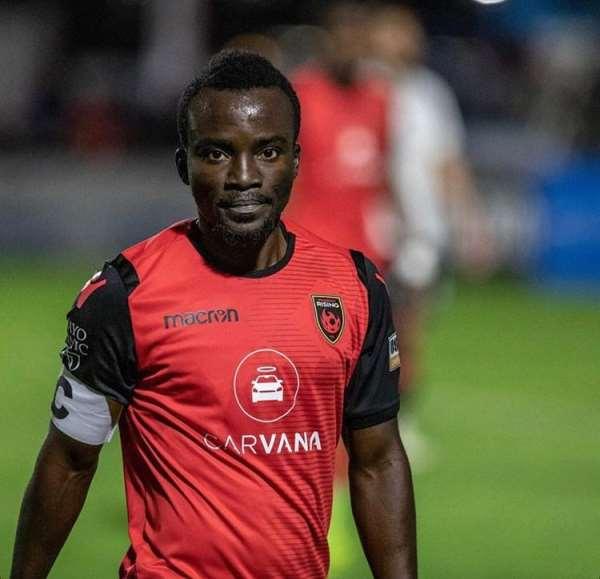 Solomon Asante Sets Enviable Record In USL Championship