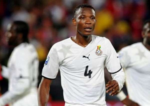 Ex-Defender John Paintsil Hoping To Coach Black Stars In The Future