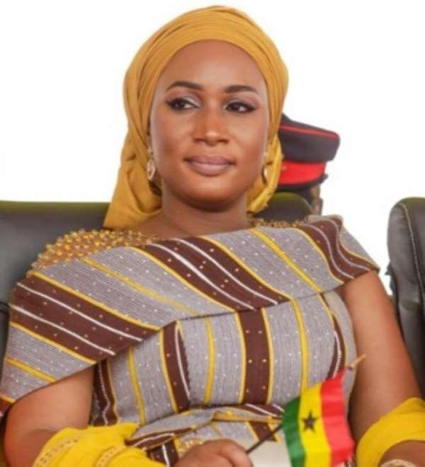 Mrs Samira Bawumia