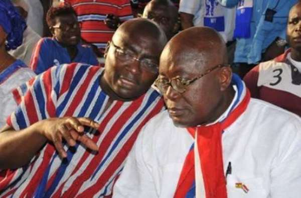 Bawumia's inconvenient silence: FMC's unequivocal position