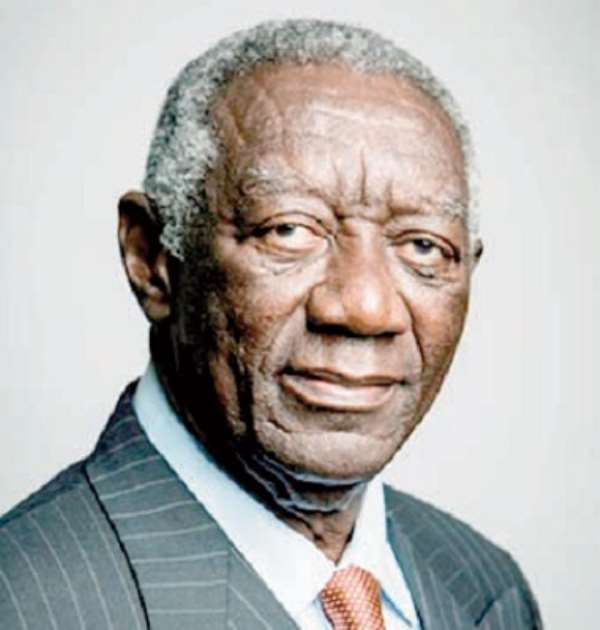 What I Disagree With Kufuor