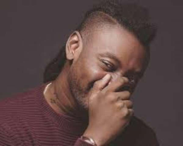 Kiss your girlfriend so she doesn't get snatched - Pappy Kojo advises men