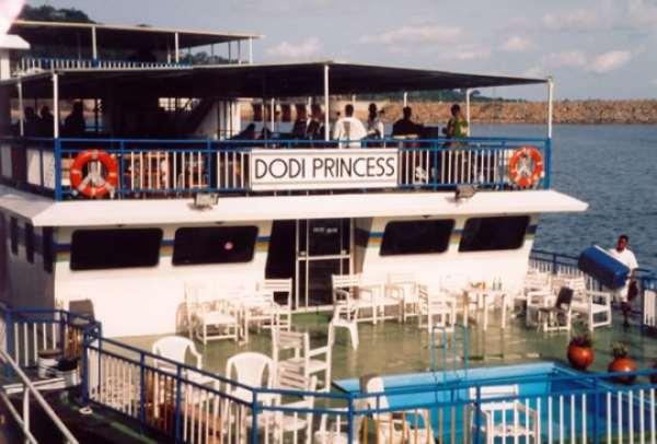 MV Dodi Princess re-launched