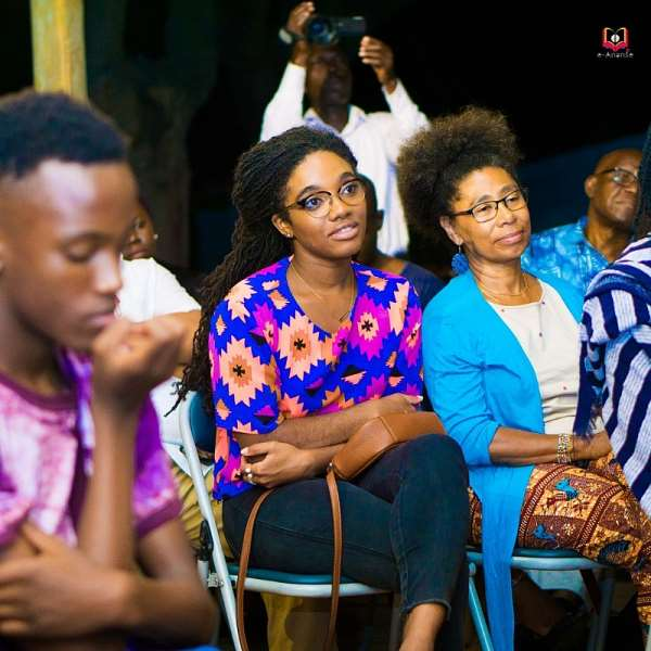 Ghanaian writers celebrate Toni Morrison at e-Ananse Library