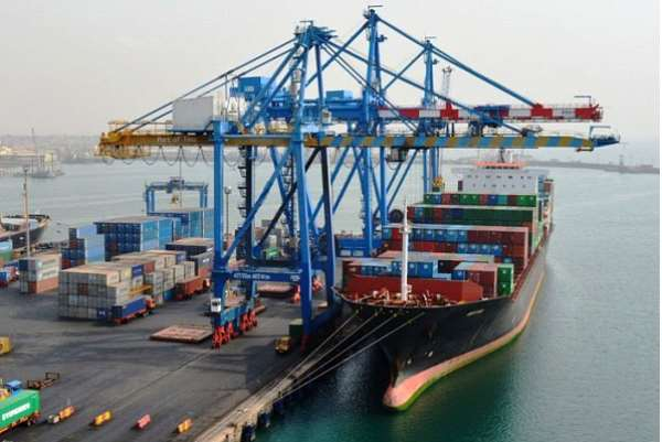 Container Traffic Improves At Ghana Ports