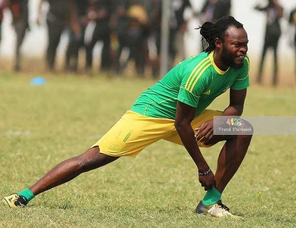 'Juju' In Football Is Real, Says Aduana Stars Striker Yahaya Mohammed