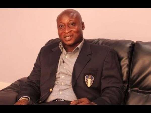 Ghana legend Tony Yeboah