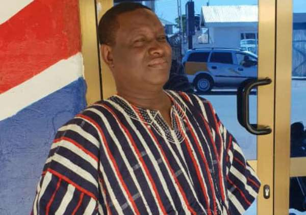 Akufo-Addo Deserves Another Term – Alhaji Muntala
