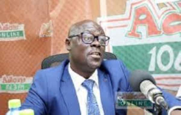 Debate Is Not Necessary, What We Have Done Are Clear —  Yaw Adomako Baafi To NDC