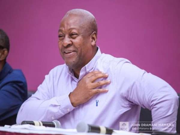 Why Ghana Needs More of John Mahama's Type of Politics