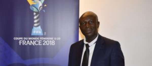 """We Are Prepared To Face France On Sunday""- Black Princesses Head Coach Yusif Basigi"