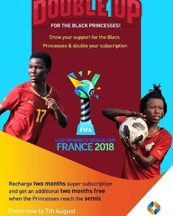 StarTimes To Telecast 2018  Women's Under-20 World Cup
