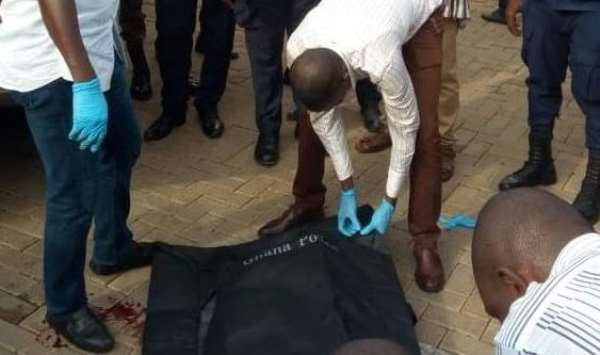 Man Stabbed To Death Over Woman At Kasoa Pub