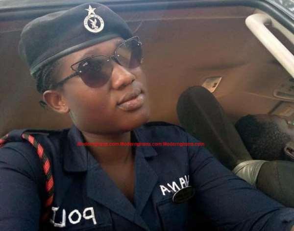 Damongo: Police woman allegedly killed by jealous boyfriend