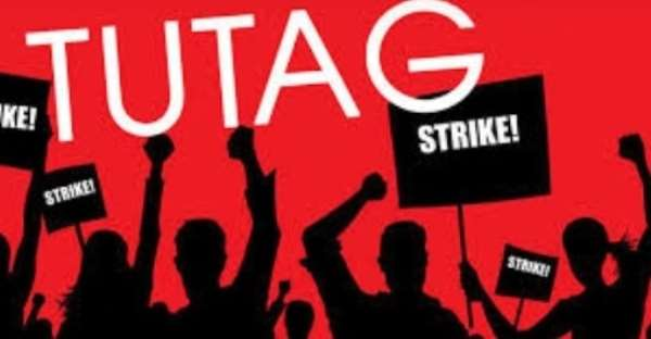 We appreciate your patience, sacrifice but we disagree with your strike — NUGS to striking UTAG, SSAG-UoG