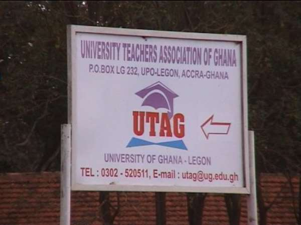 UTAG begins strike today to demand better conditions of service