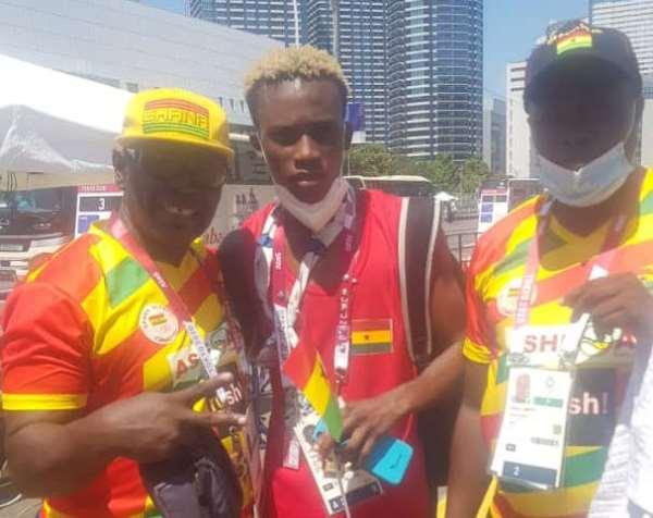 Ghana Boxing Federation President George Lamptey backs Samuel Takyi for Gold in Tokyo 2020