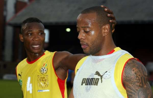 Junior Agogo's Former Clubs Pay Tribute To The Former Ghana Striker