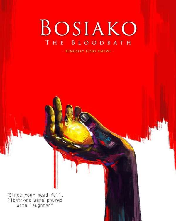 A Literary Bloodbath~ Bosiako, The Bloodbath