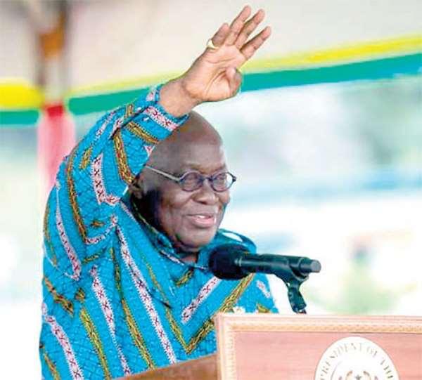 Leave Free SHS Alone – Akufo-Addo Tells Mahama