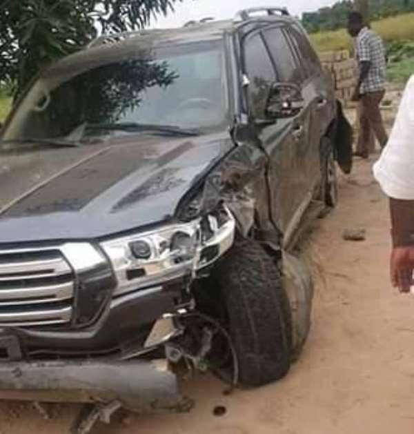 Samuel Atta Mills Escapes Death