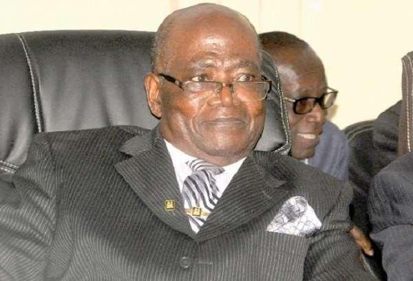Prof. Samuel Kingsley Botwe Asante