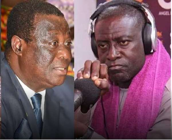 I'm appalled after listening to the clip — Roads Minister drags Captain Smart to CID over alleged extortion
