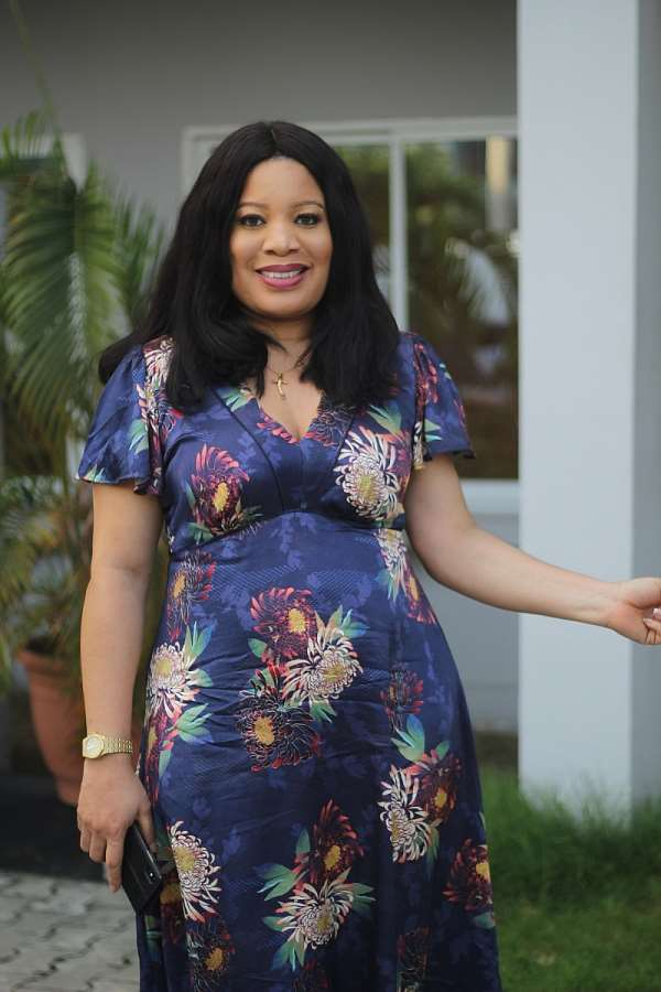 EXCLUSIVE! Why My First Marriage Failed - Monalisa Chinda-Coker Finally Recounts