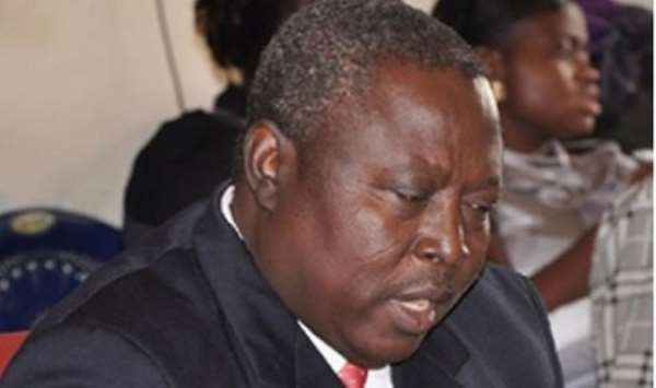 Ahwoi Baited Me With His 'Working With Rawlings', Turning Rumours About Me Into Shameless Fact — Amidu