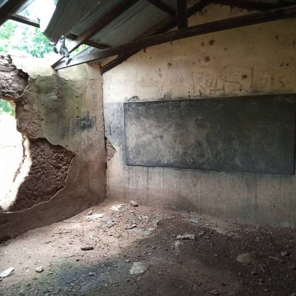 Zuabuliga Primary School Turns Death Trap; Youth Group Beg For Help