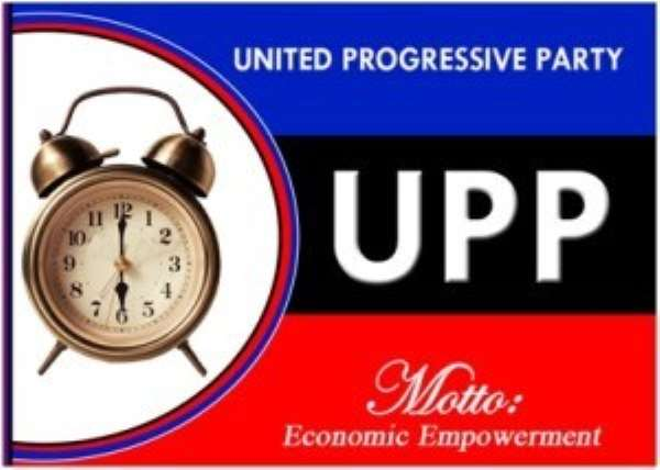 NPP Manifesto Launch: UPP Executives Eulogise NPP Government On Yet Another Pain Relief Manifesto