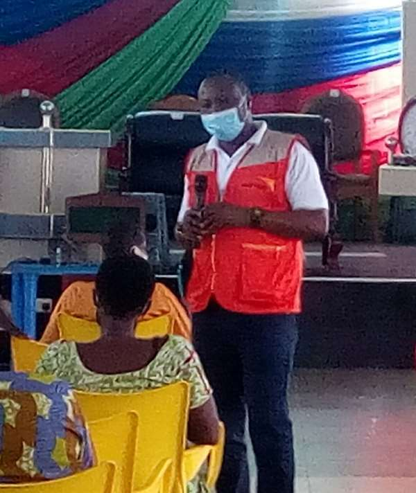 Use Evidence Based To Dialogue For Portable Water — Wolrd Vision Ghana Tells Communities