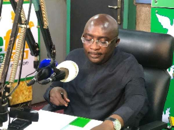 Infrastructure Debate: Launch Your Website Too – Bawumia To NDC