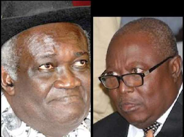 Ahwoi's Working With Rawlings:  Disclosure Of Possible Conflicts Of Interest In Writing This Critique – Amidu's Critique II