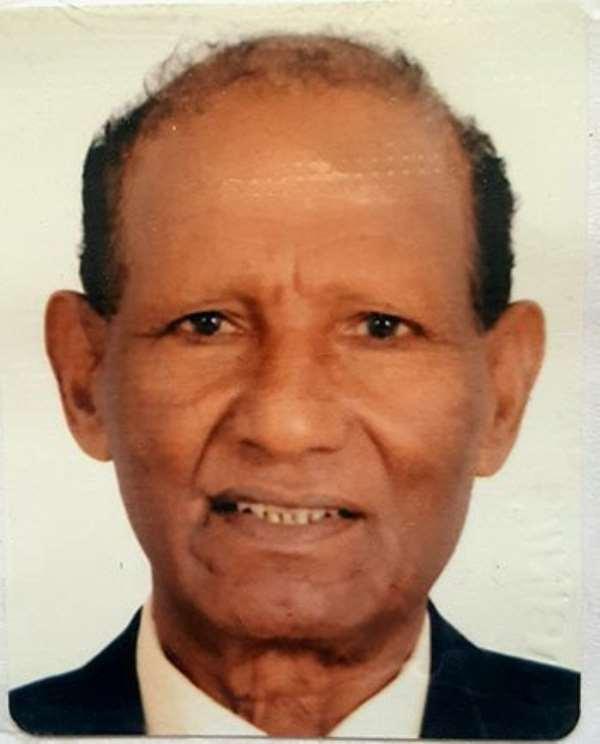 Former FIFA Referee & Eritrea FA President Tesfaye Gebreyesus Dies In Asmara