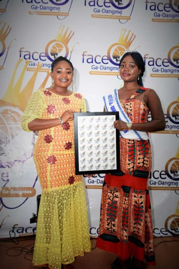 [Photos] Face Of Ga-Dangme 2019 Launched