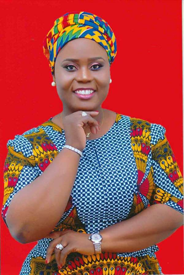 NDC Primaries: Dorcas Afo Toffey Wins Jomoro